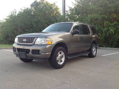 2004 Ford Explorer for sale in Garland, TX