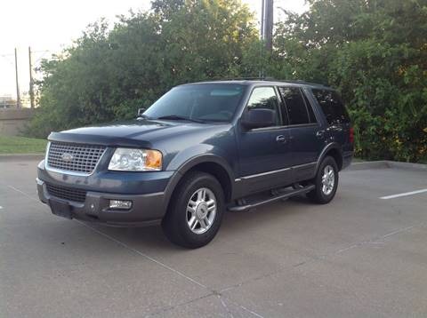2004 Ford Expedition for sale in Garland, TX