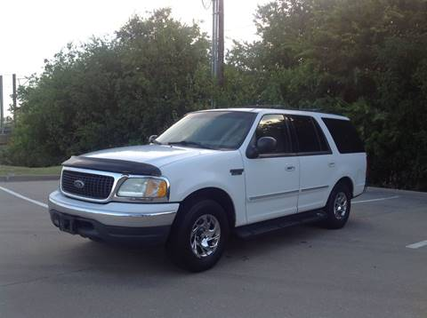 2002 Ford Expedition for sale in Garland TX