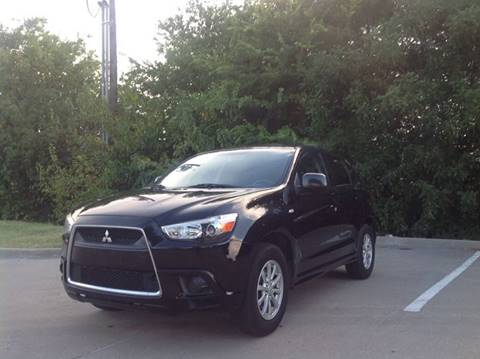 2012 Mitsubishi Outlander Sport for sale in Garland TX