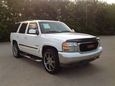 2002 GMC Yukon for sale in Garland TX