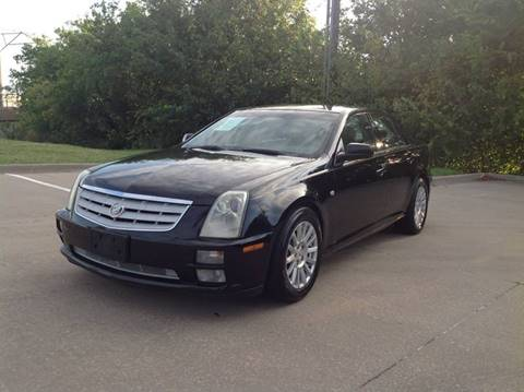 2005 Cadillac STS for sale in Garland, TX