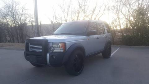 2006 Land Rover LR3 for sale in Garland, TX
