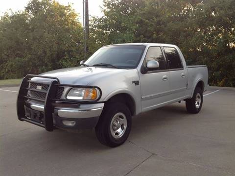 2001 Ford F-150 for sale in Garland, TX