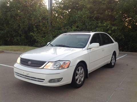 2000 Toyota Avalon for sale in Garland, TX