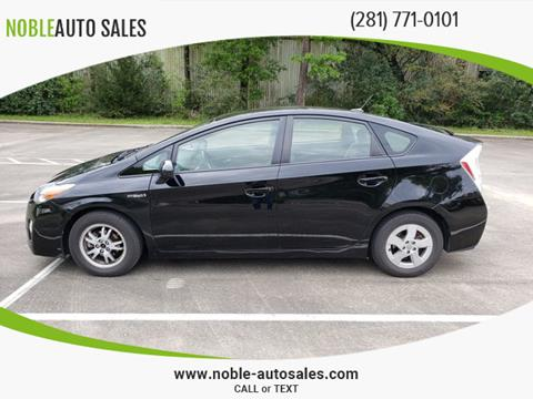 2011 Toyota Prius for sale in League City, TX