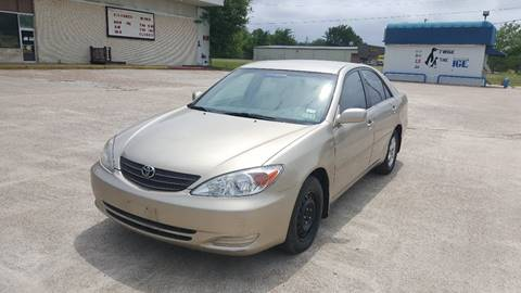 2003 Toyota Camry for sale in League City TX