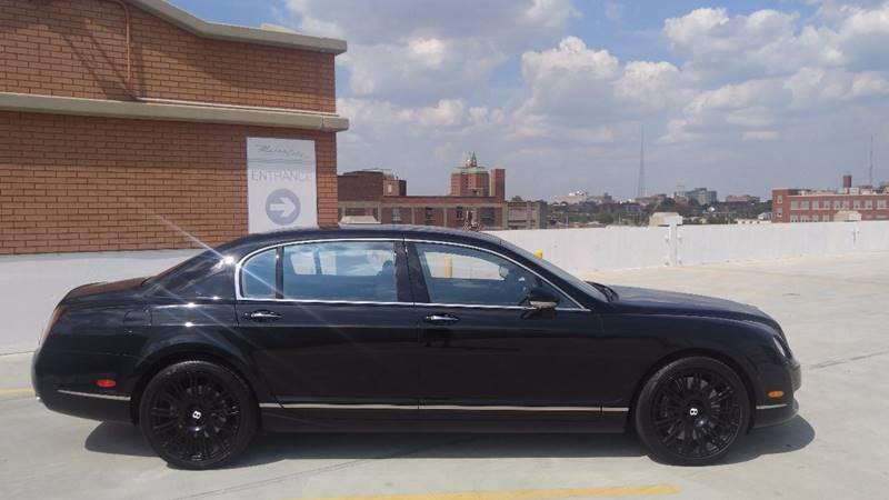 2006 Bentley Continental Flying Spur AWD 4dr Sedan - Detroit MI