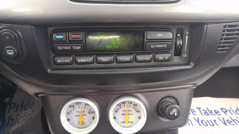 2003 Mercury Marauder 4dr Sedan - Detroit MI
