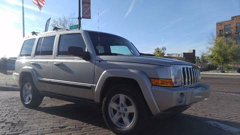 2008 Jeep Commander for sale in Detroit, MI