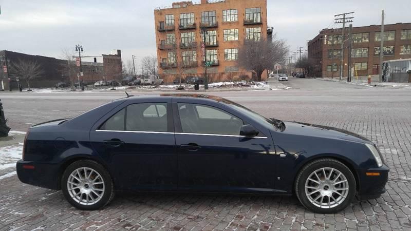 2007 Cadillac STS AWD V6 4dr Sedan ( 3.6 6cyl 5A ) - Detroit MI