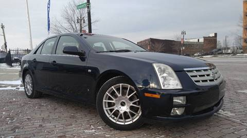 2007 Cadillac STS for sale in Detroit, MI