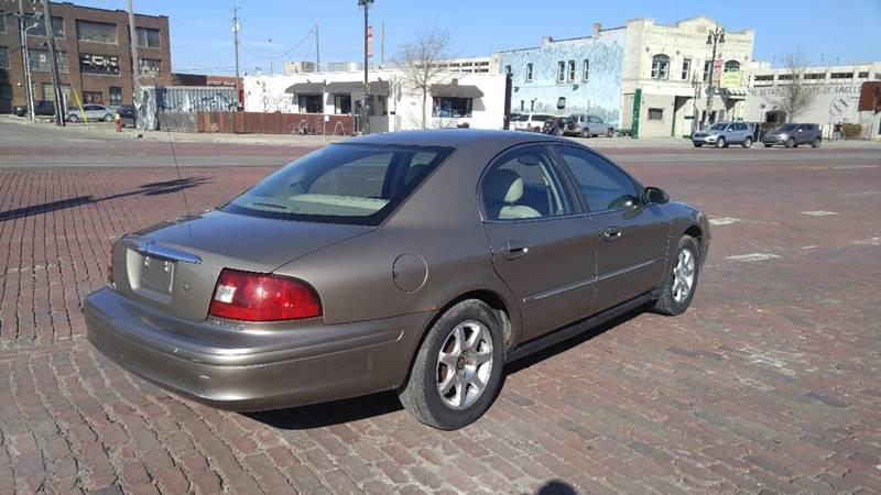 2002 Mercury Sable LS Premium 4dr Sedan - Detroit MI
