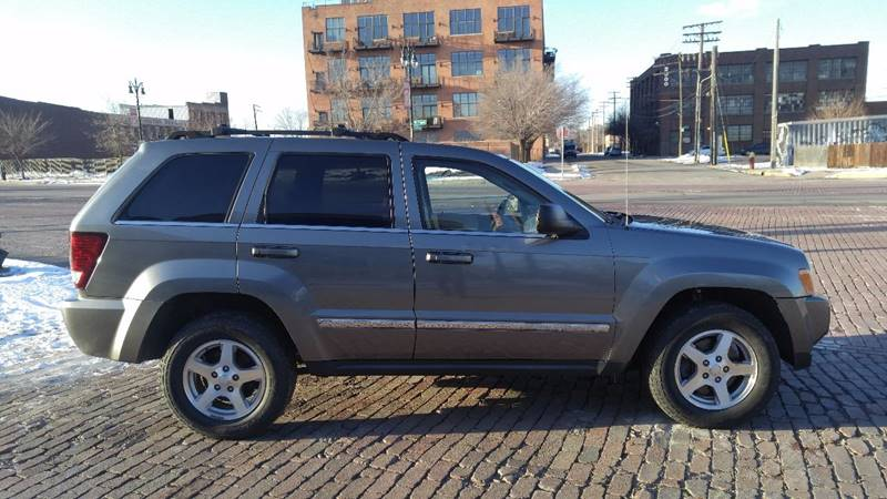 2007 Jeep Grand Cherokee 4x4 Limited 4dr Crossover - Detroit MI