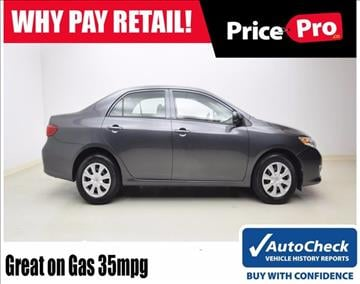 2010 Toyota Corolla for sale in Maumee, OH