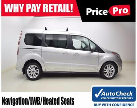 2015 Ford Transit Connect Wagon for sale in Maumee, OH