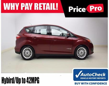2015 Ford C-MAX Hybrid for sale in Maumee, OH