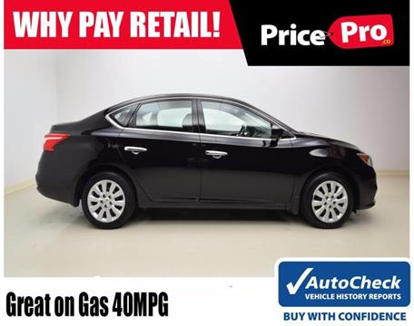 2016 Nissan Sentra for sale in Maumee, OH