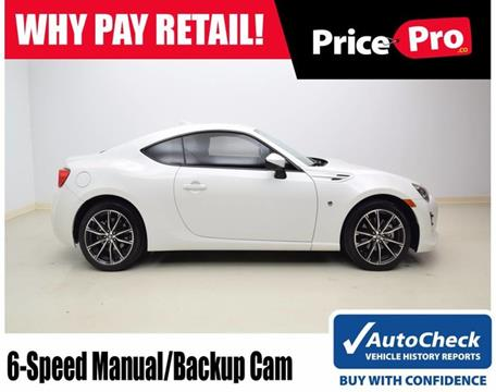 2017 Toyota 86 for sale in Maumee, OH