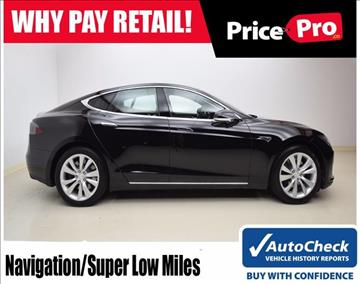 2015 Tesla Model S for sale in Maumee, OH