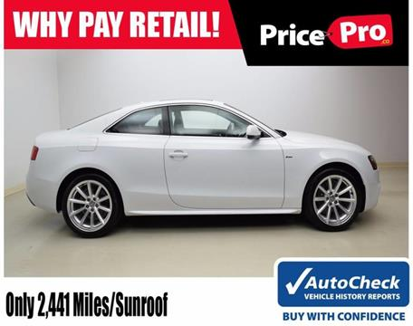 2016 Audi A5 for sale in Maumee, OH