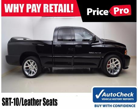2005 Dodge Ram Pickup 1500 SRT-10 for sale in Maumee, OH