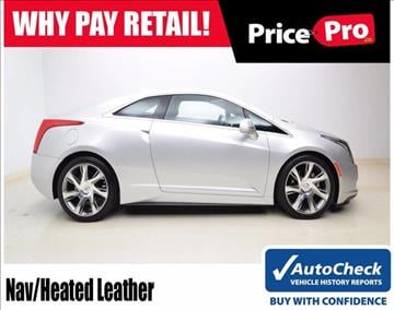 2014 Cadillac ELR for sale in Maumee, OH