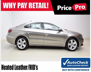 2013 Volkswagen CC for sale in Maumee, OH