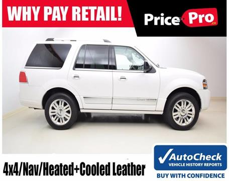 2014 Lincoln Navigator for sale in Maumee, OH