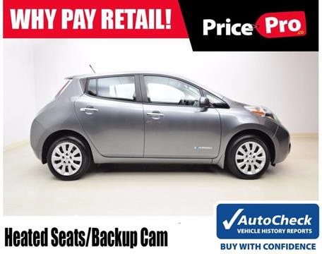 2014 Nissan LEAF for sale in Maumee, OH