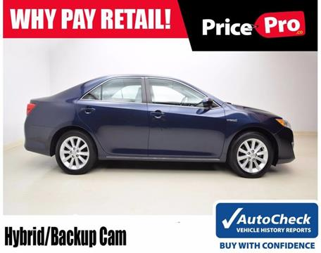 2014 Toyota Camry Hybrid for sale in Maumee, OH