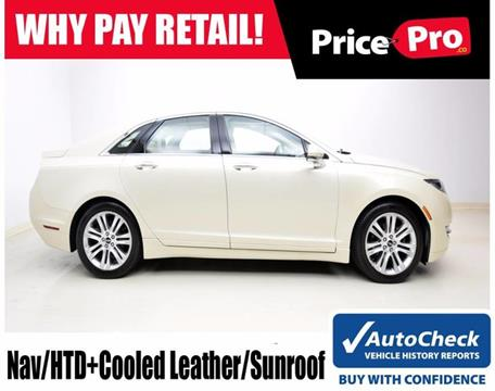 2014 Lincoln MKZ Hybrid for sale in Maumee, OH