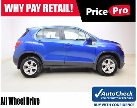 2015 Chevrolet Trax for sale in Maumee, OH