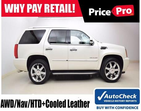 2014 Cadillac Escalade for sale in Maumee, OH