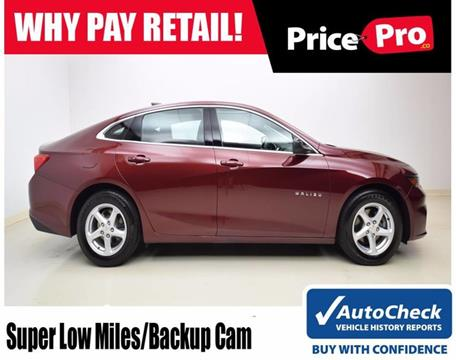 2016 Chevrolet Malibu for sale in Maumee, OH