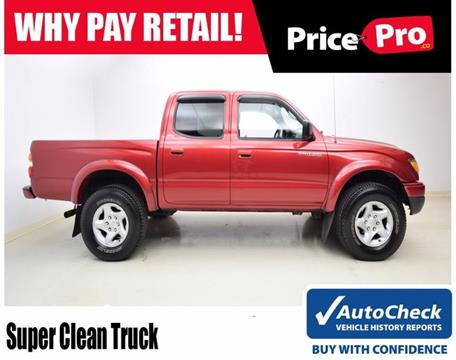 2003 Toyota Tacoma for sale in Maumee, OH