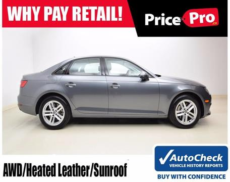 2017 Audi A4 for sale in Maumee, OH