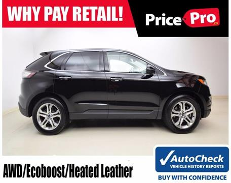 2017 Ford Edge for sale in Maumee, OH