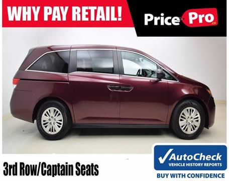 2015 Honda Odyssey for sale in Maumee, OH
