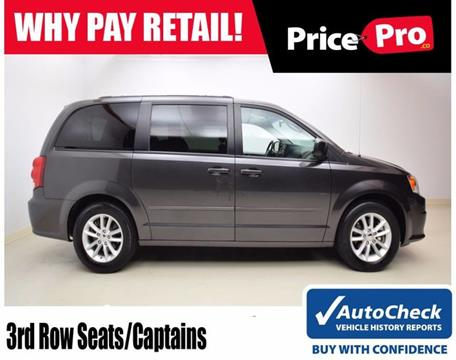 2016 Dodge Grand Caravan for sale in Maumee, OH