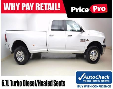 2016 RAM Ram Pickup 3500 for sale in Maumee, OH