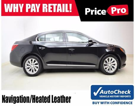 2014 Buick LaCrosse for sale in Maumee, OH