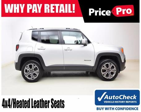 2017 Jeep Renegade for sale in Maumee, OH