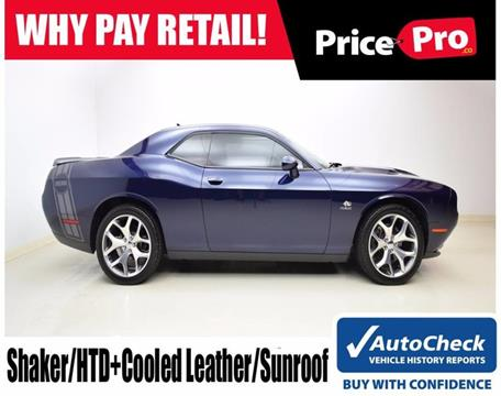 2015 Dodge Challenger for sale in Maumee, OH
