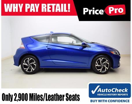 2016 Honda CR-Z for sale in Maumee, OH