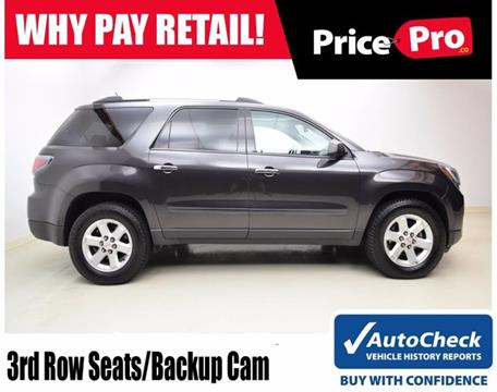 2013 GMC Acadia for sale in Maumee, OH