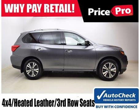 2017 Nissan Pathfinder for sale in Maumee, OH
