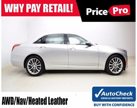2016 Cadillac CT6 for sale in Maumee, OH