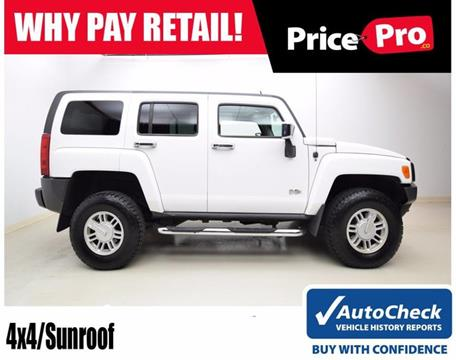 2009 HUMMER H3 for sale in Maumee, OH