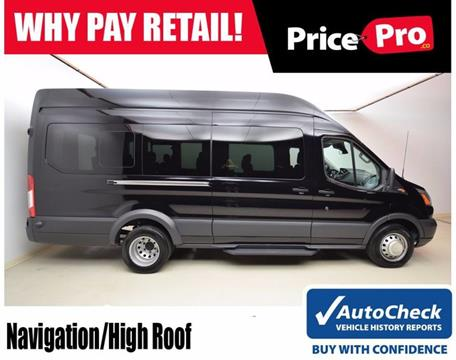 2016 Ford Transit Wagon for sale in Maumee, OH